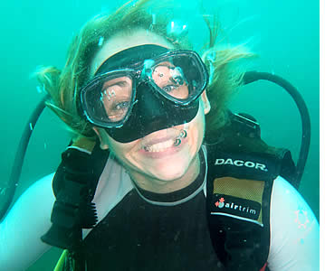 Discover Scuba Diving in Bocas del Toro, Panama